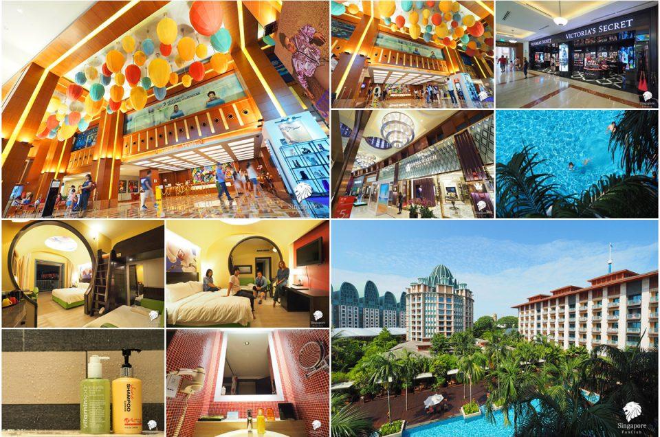 จองเลย! Festive Hotel หรู ติด Universal Studios Singapore