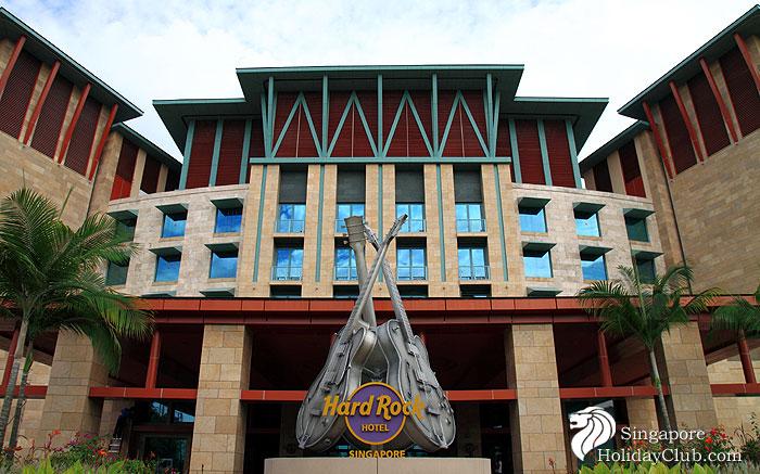 บันทึกการเดินทาง  Hard Rock Hotel @ Resort World Sentosa, Singapore