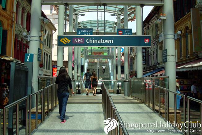 รวมสถานที่ท่องเที่ยวที่น่าสนใจในย่าน Chinatown