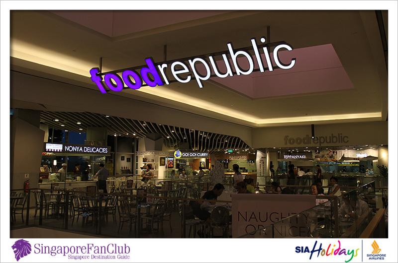 Food Republic 313 @ Somerset ศูนย์รวมความอร่อยนานาชนิด