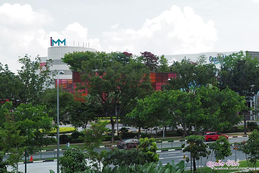 IMM Outlet Mall ศูนย์รวม Outlet แบรนด์ดังที่ใหญ่ที่สุดในสิงคโปร์