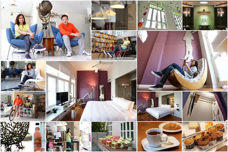 """New Majestic Hotel พักผ่อนแบบมีสไตล์ในแบบ """"heritage-chic"""" ใจกลางสิงคโปร์"""