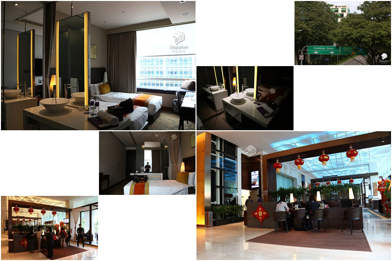 Park Regis Singapore โรงแรมหรูๆ ย่าน Clarke Quay สิงคโปร์