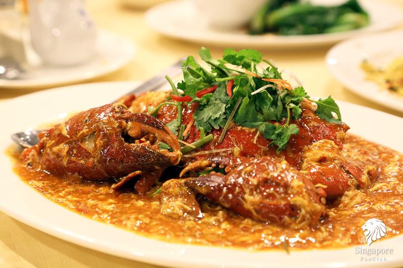 Roland Restaurant ผู้ค้นคิด Chilli crab เจ้าแรกของสิงคโปร์