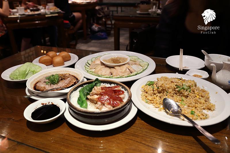 Soup Restaurant ความอร่อยแบบ Chinatown Heritage Cuisine สาขา VivoCity