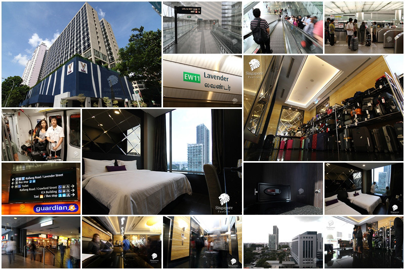 V HOTEL @ Lavender Station โรงแรมสุดฮิตของคนไทย
