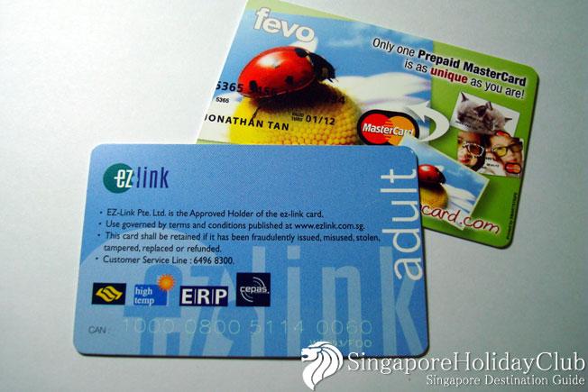 บัตรโดยสารอัจฉริยะ Ez-Link