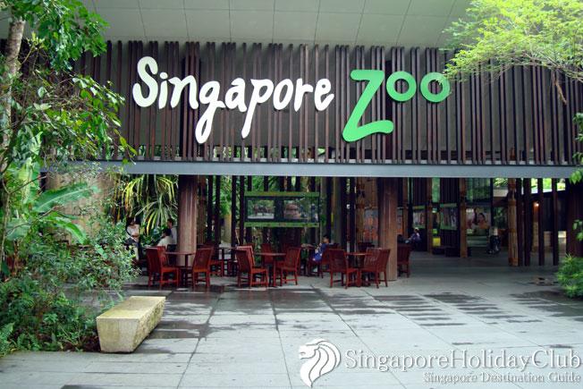 Singapore ZOO – สวนสัตว์สิงคโปร์