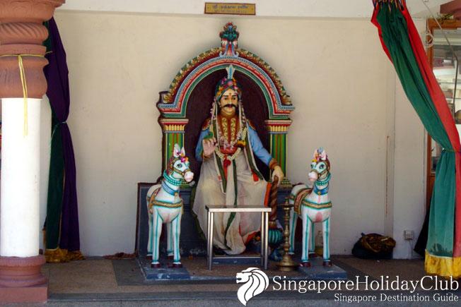 วัดศรีมาริอัมมัน – วัดฮินดูที่เก่าแก่ที่สุดในสิงค์โปร์ย่าน Chinatown