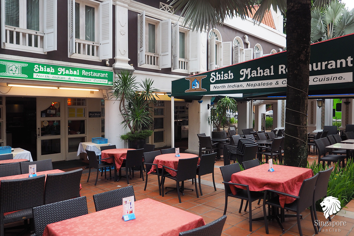 Shish Mahal Singapore