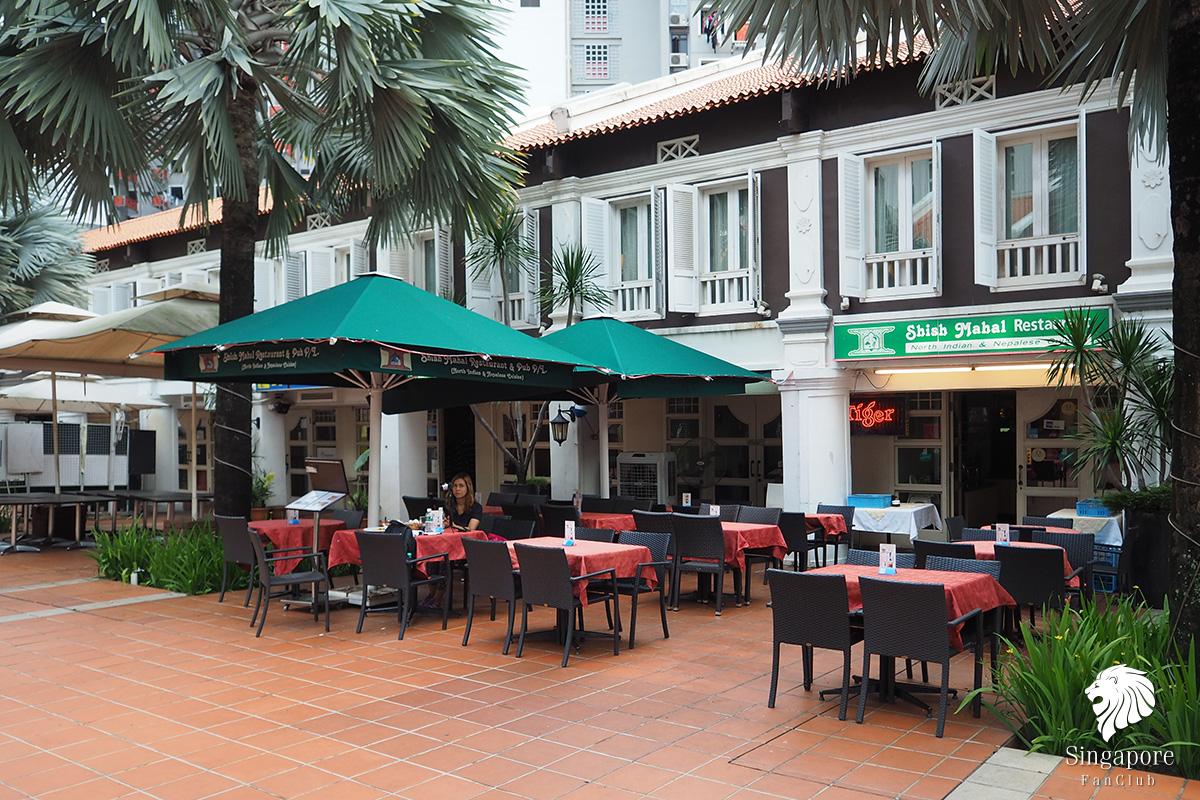 ร้านอาหาร สิงคโปร์