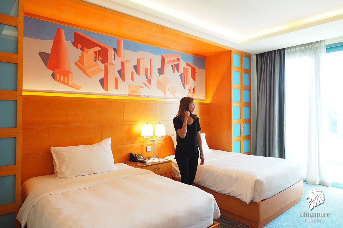 Hotel Michael Universal Studios Singapore