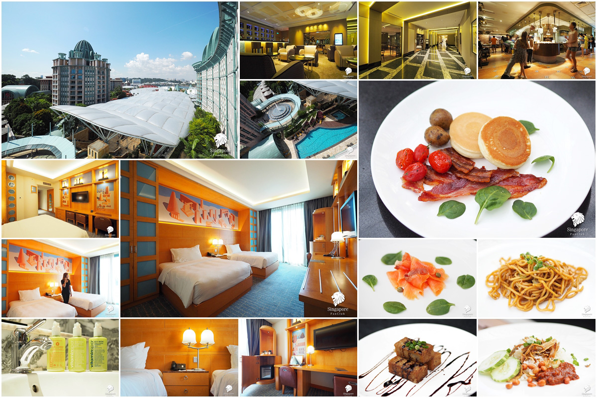 Hotel Michael : ติด Universal Studios Singapore